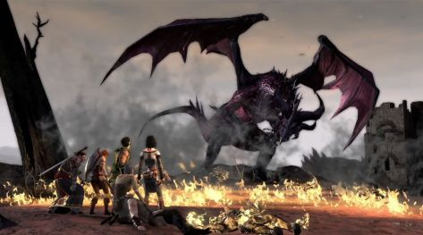 Dragon fights are set to be the most interesting and deadliest fights in Inquisition.